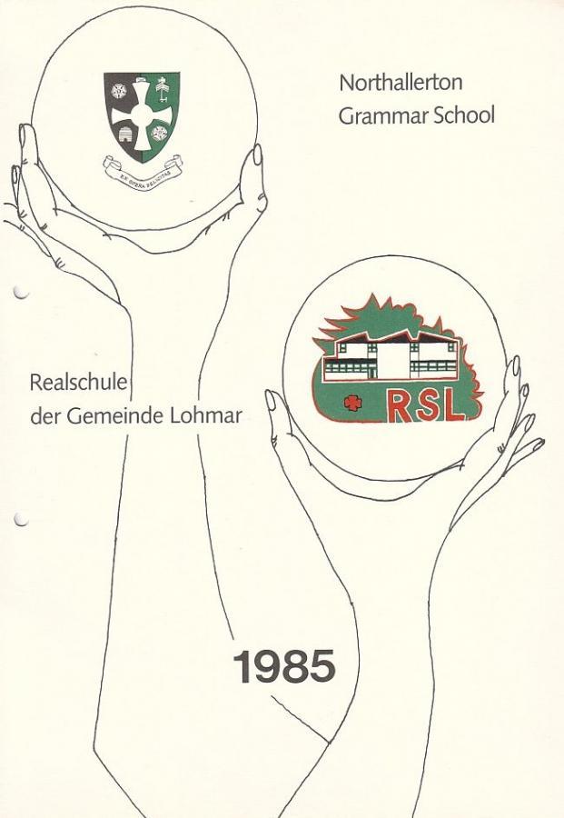 Schulkalender 1985 Titel