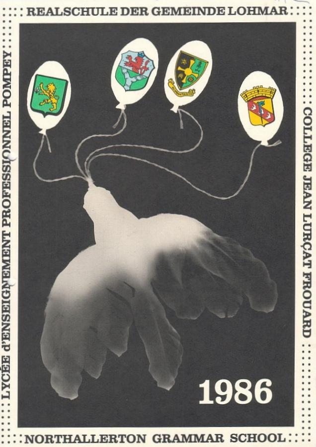 Schulkalender 1986 Titel