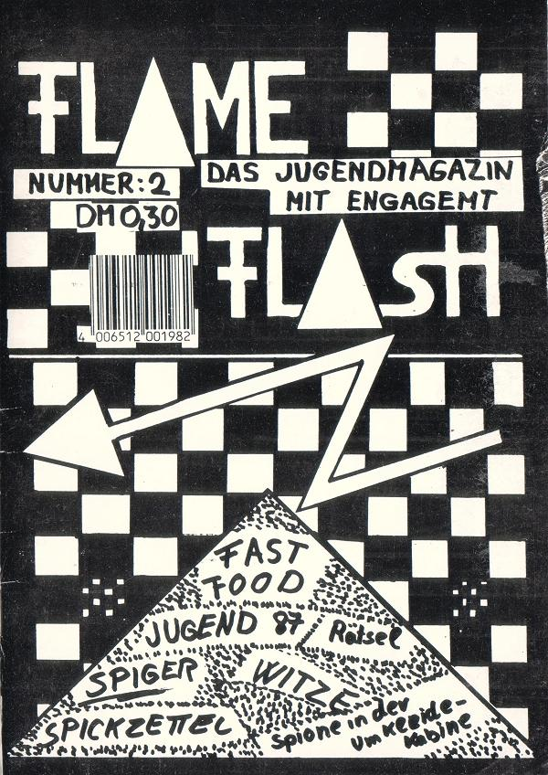 Flame Flash Nr. 2
