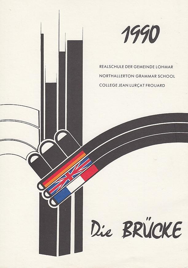 Titel Schulkalender 1990