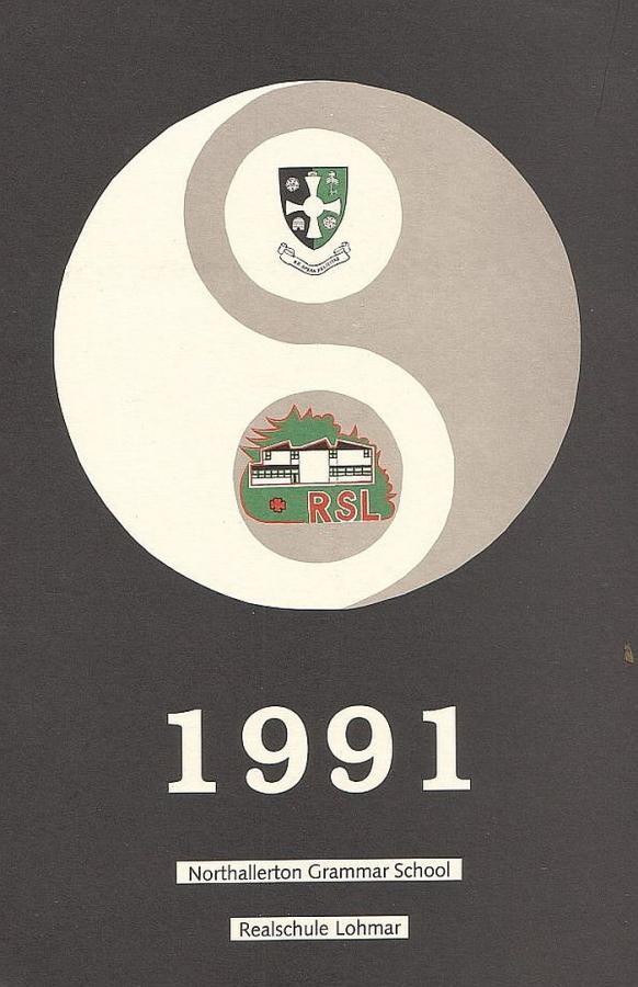 Schulkalender 1991 Titel