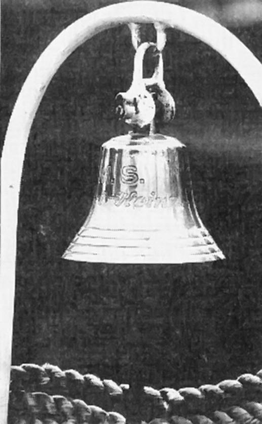 Die Glocke am Bug