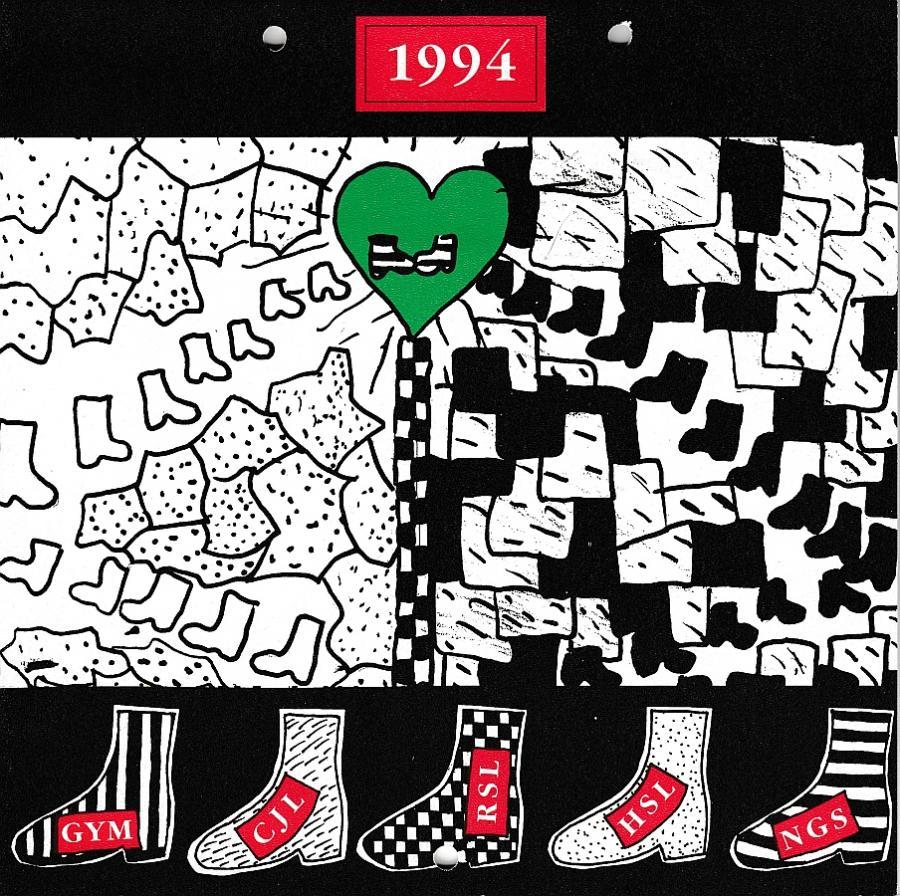 Titel Schulkalender 1994
