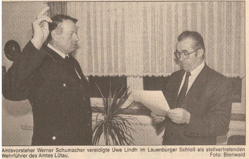 1994 Uwe Lindh stellv. Amtswehrführer