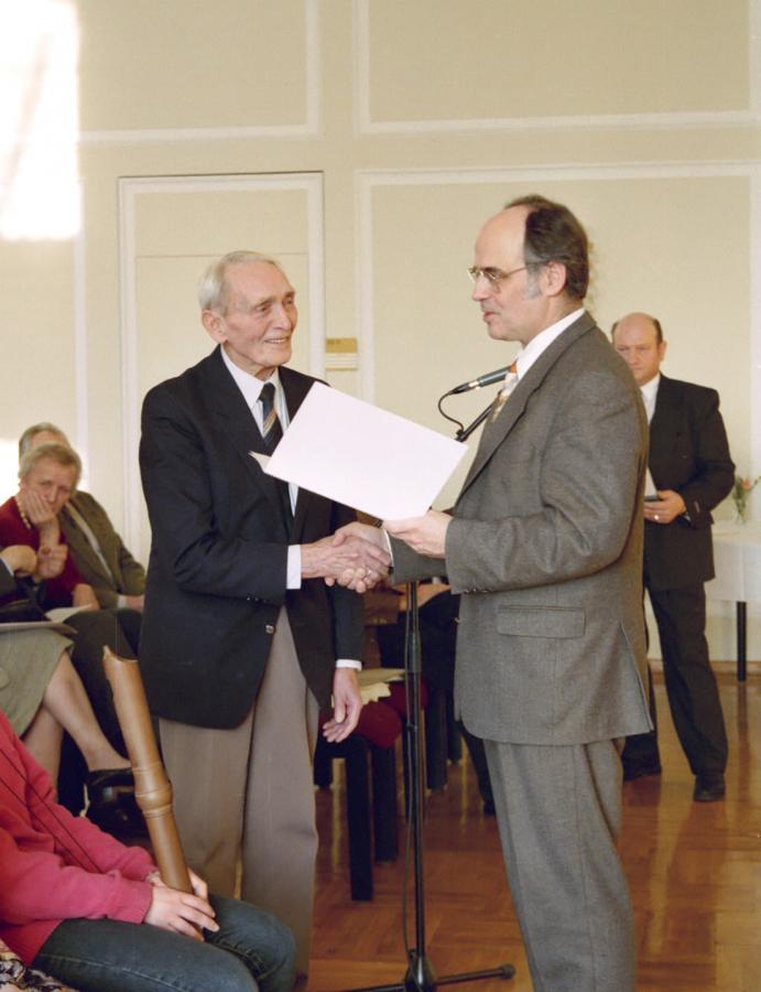 1997_Annen Medaille Rudi Köditz