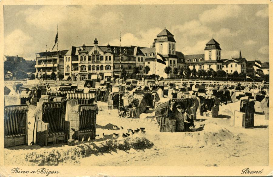 19 Binz Strand