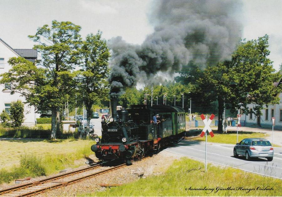 Museumslokomotive 89 6009