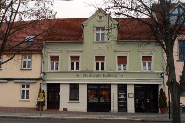 Marktcafé Kolberg