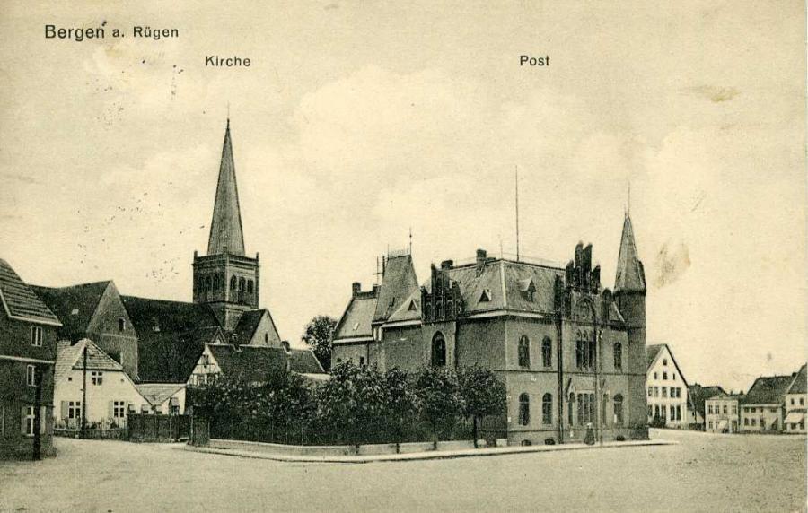 1 Bergen 1914