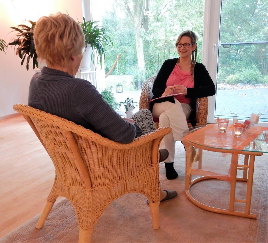 Beratung nach Gestalttherapie und Hypnosetherapie