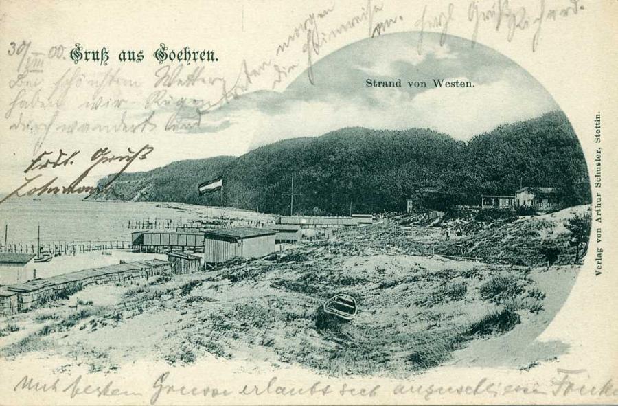 1 Göhren 1900