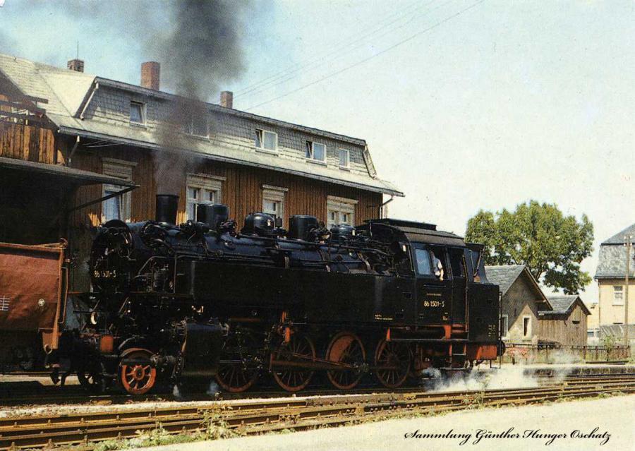 Güterzug 86 1501-5