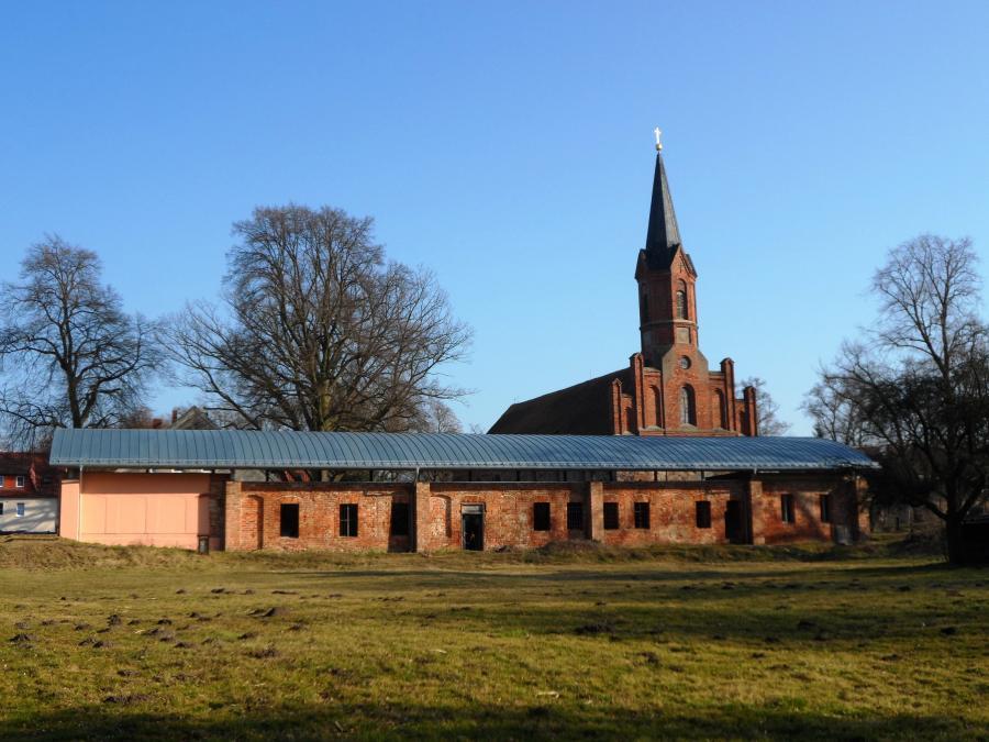 Klosterruine_Copyright Dieter Arndt