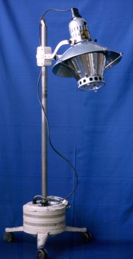 Solluxlampe