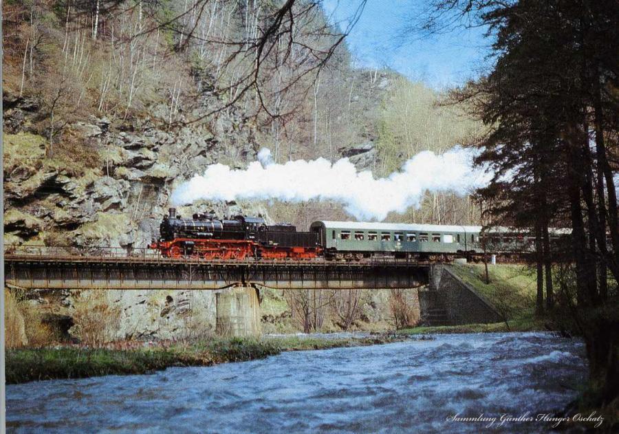 Personenzugdampflokomotive 38 205