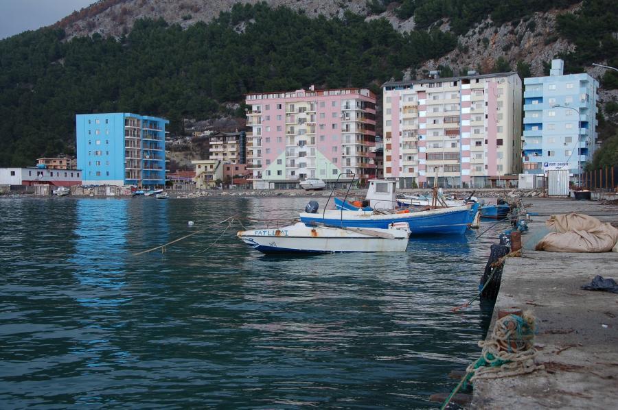 Marina Shengjin Albania