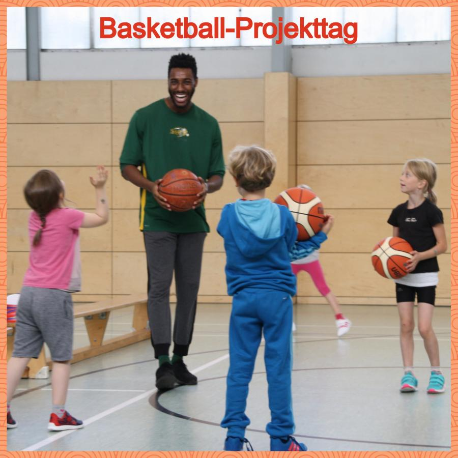 Basketball-Projekttag