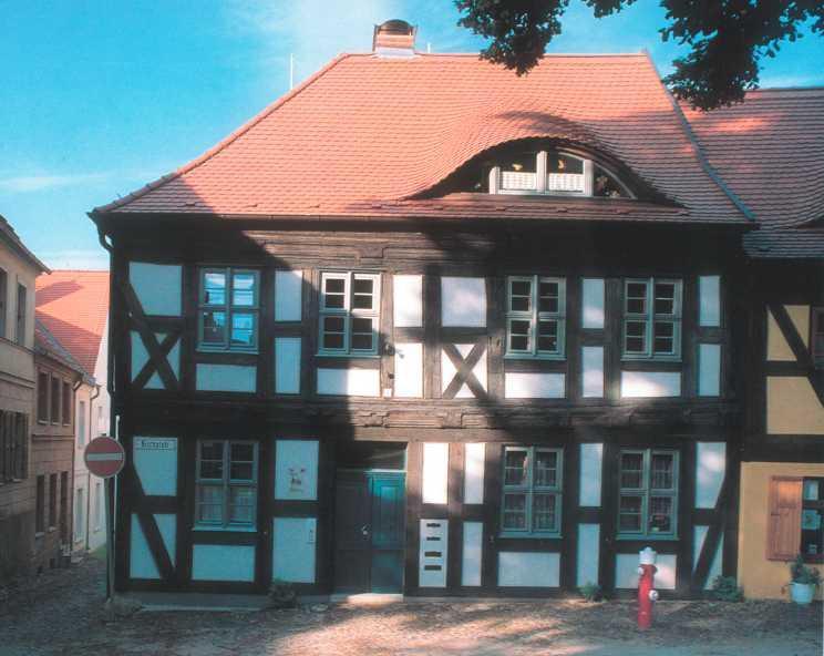 Küsterhaus auf dem Kirchberg