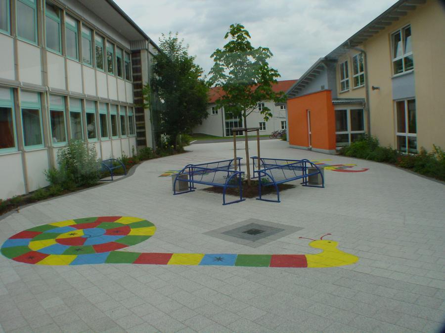GS Kemnath Pausenhof
