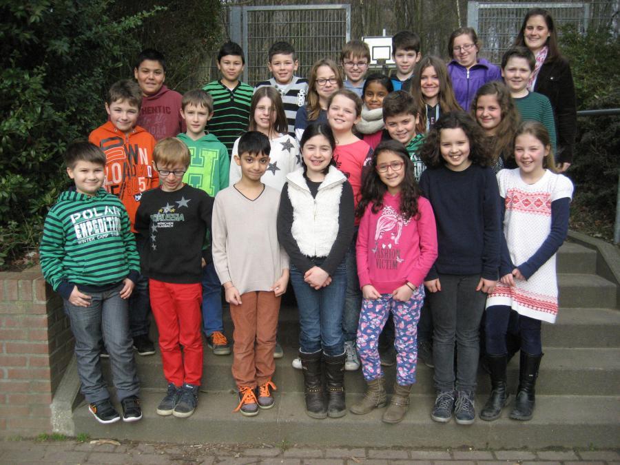 Klasse 4a (2013/2014)