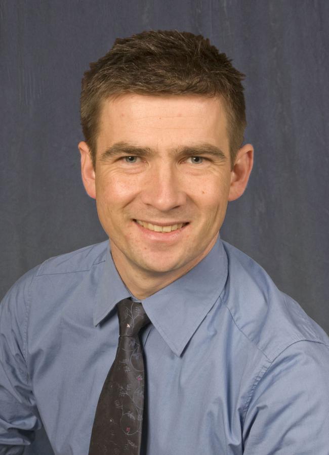 Arne Raue - Bürgermeister