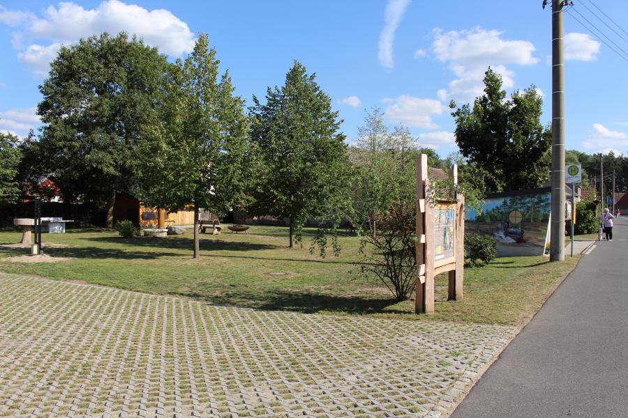 Dorfplatz Neudorf