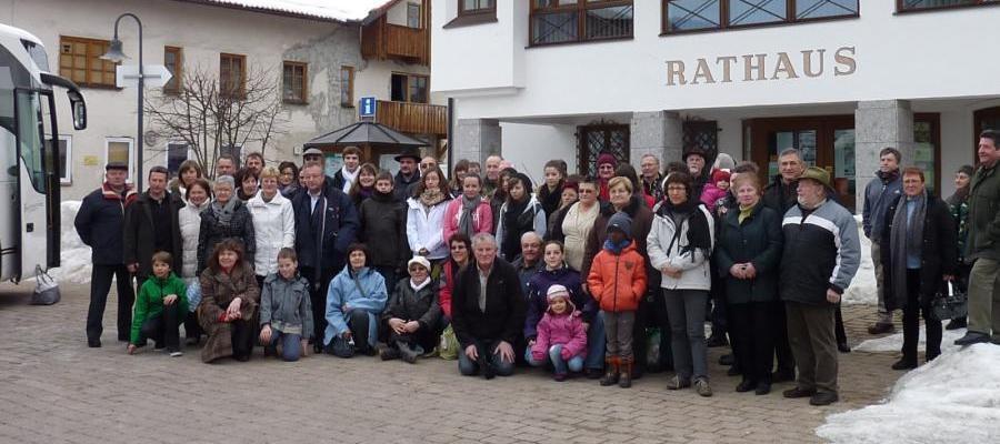 Besuch aus Aizenay 2012