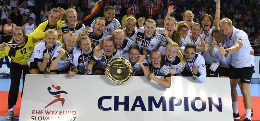 U17 Europameister