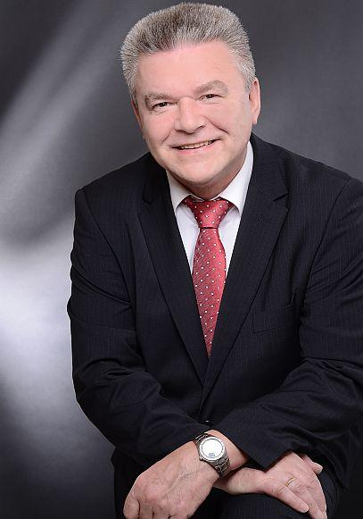 Amtsinhaber Frank Kampf