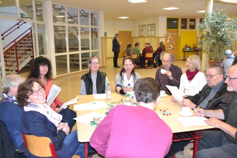 """Workshop """"Leitlininien zur Bürgerbeteiligung"""" am 17. Februar in der Diesterweg-Grundschule"""