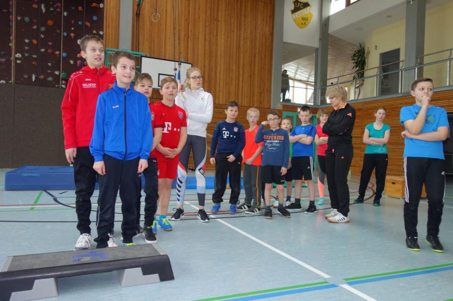 Sport Pfarrjugend Miltach 2018 3