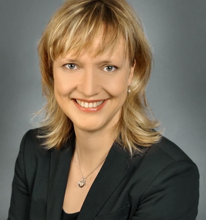 Foto Viviane Brunne, Vorsitzende des VDBIO