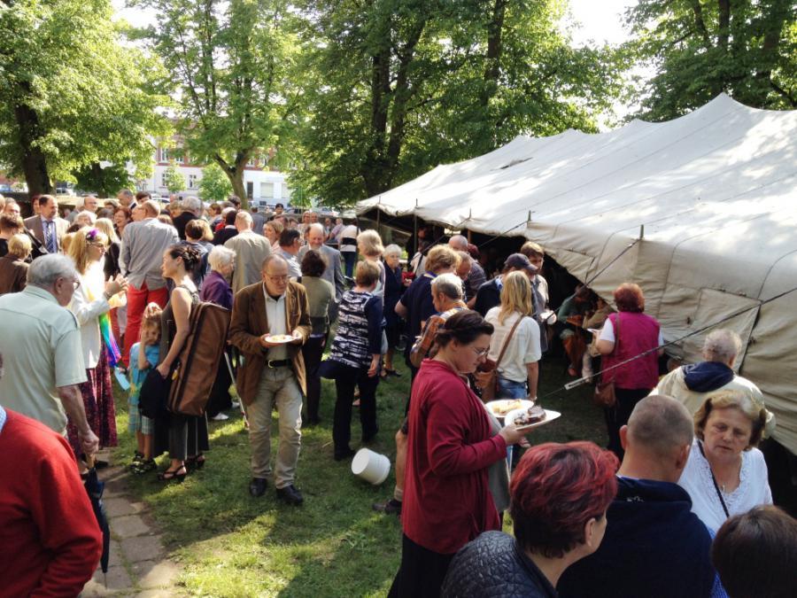 Fest auf dem Kirchberg