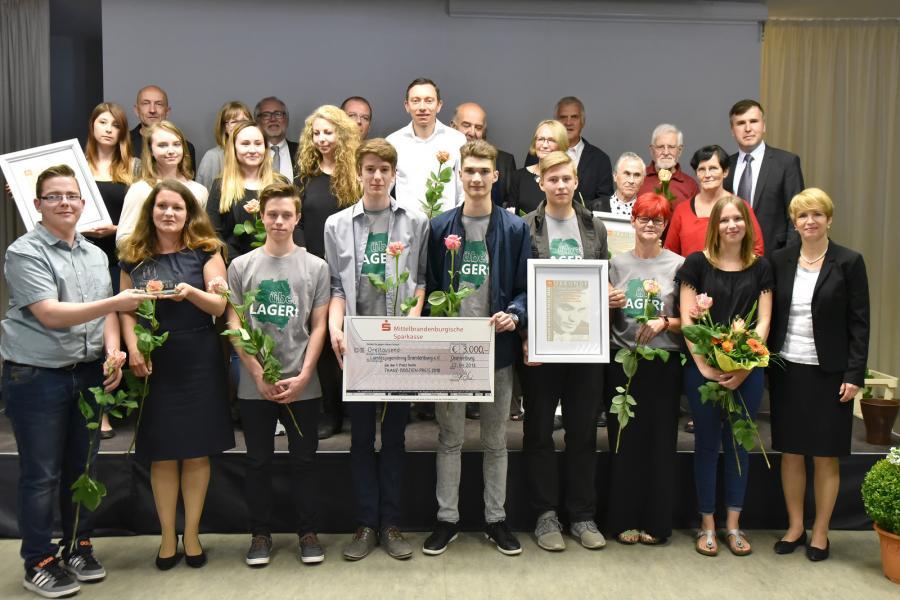 Franz-Bobzien-Preisverleihung 2018