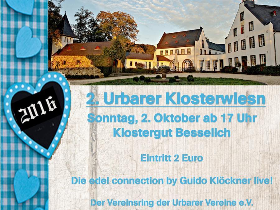 2. Urbarer Klosterwiesn