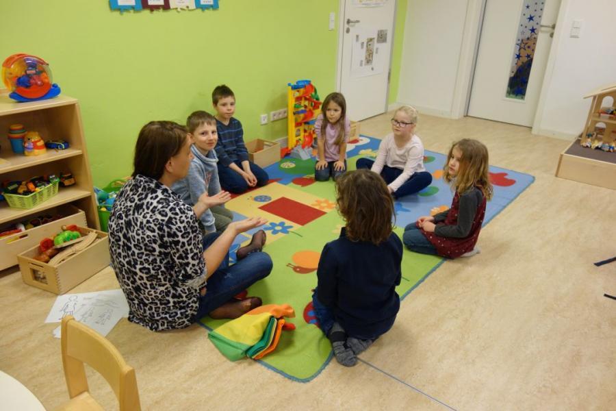 Kinderbibeltag Blaibach 2019 1