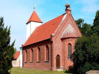 Dorfkirche Strodehne