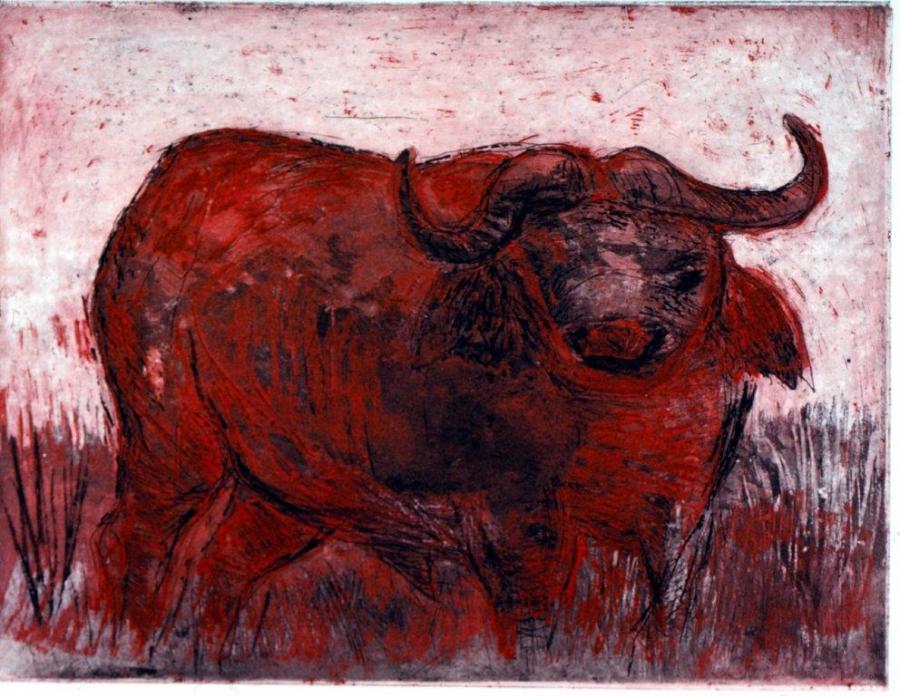 Büffel, Christian Heinze