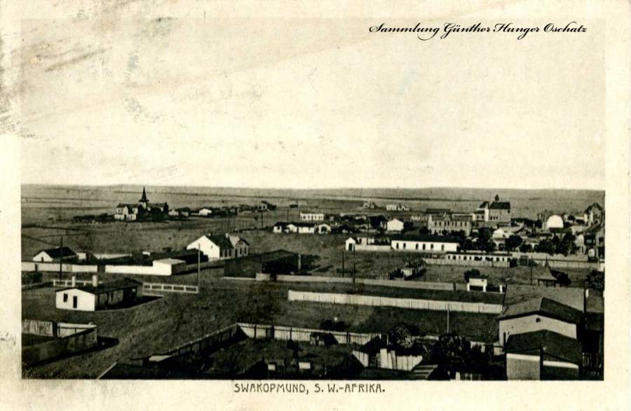 Swakopmund S.W.-Afrika