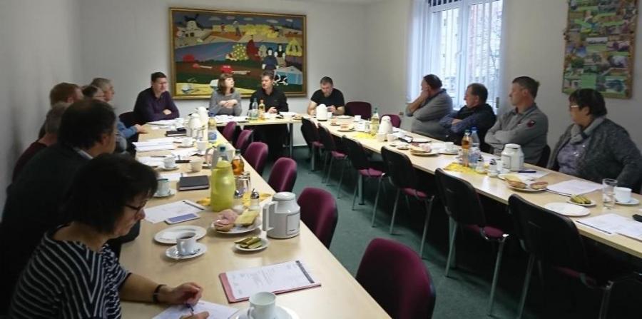 Letzte Vorstandssitzung 2017