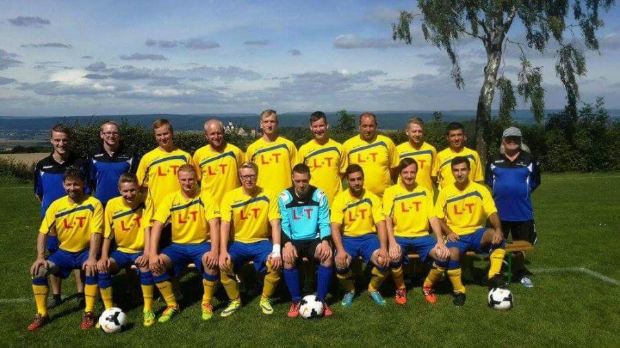 2. Mannschaft Saison 2016-2017