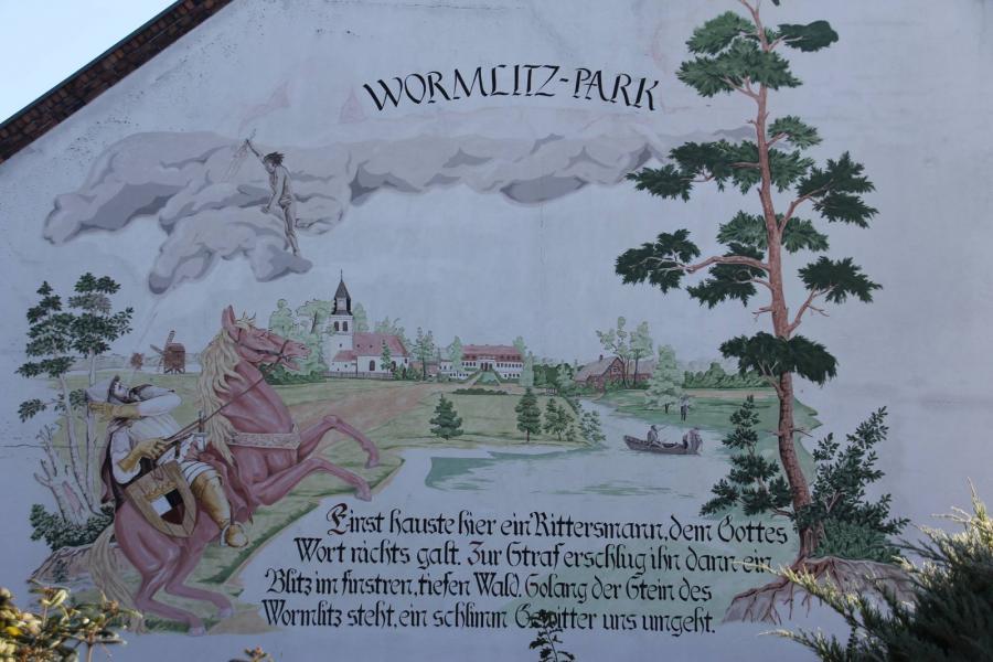Ritter Wormlitz Bild
