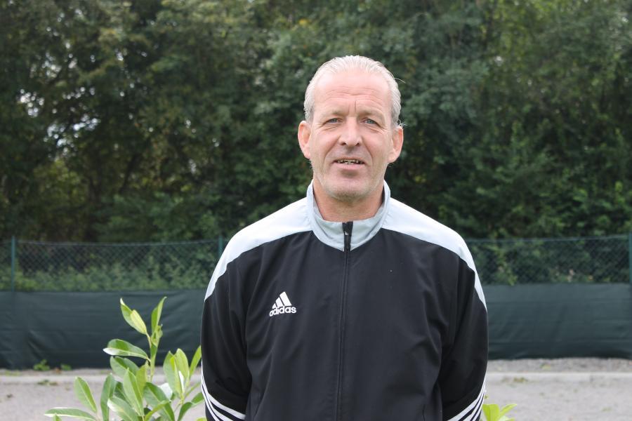 2. Vorsitzender Detlef Lorbiecki