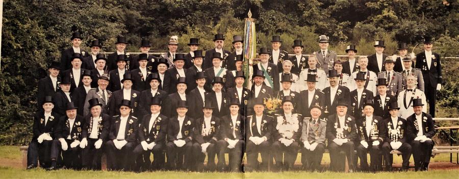 2001-Jubiläum 100 Jahre Schwarzes Rott