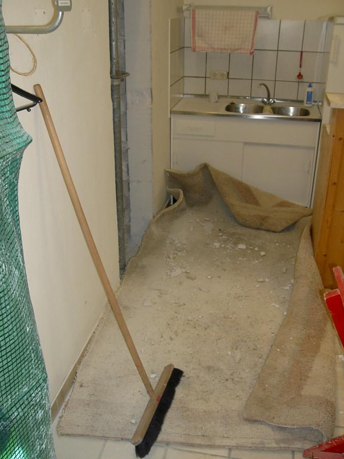 2003-06-02 Bauarbeiten Wache