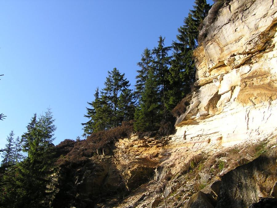 Sandsteinbruch