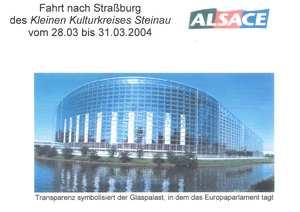 Städtereise Straßburg