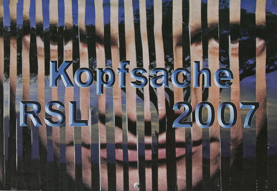 Titel Schulkalender 2007