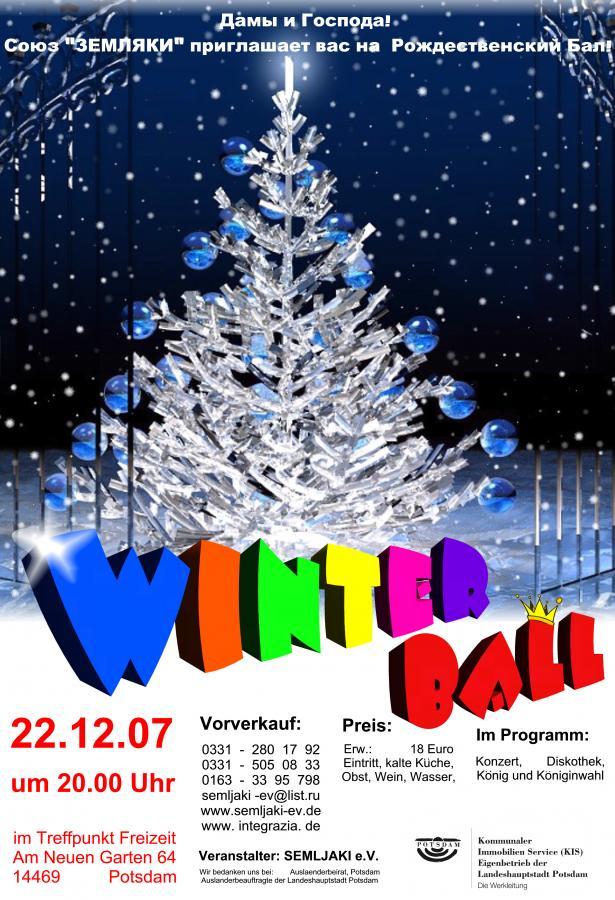 2007 Winterball