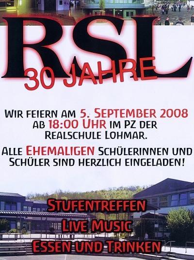 30 Jahre RSL
